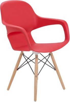Ariel II Wire Base Chair
