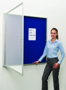 Anti Vandal Noticeboards 1200 x 1200mm