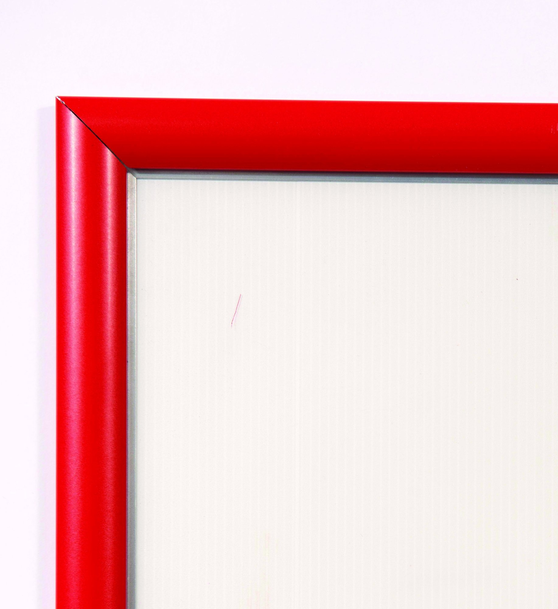 Spaceright Coloured Powder Coated Poster Display Frame - A1 635 x 885mm