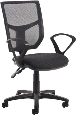 Altino Operator Chair with Fixed Arms
