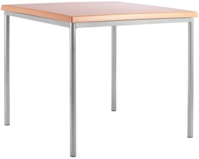 Beacon Silver Table 900 x 900mm