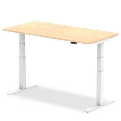 Gentoo Air Height Adjustable Desk 1400 x 800mm