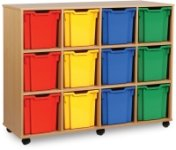 Classic Tray Storage Unit 12 Trays