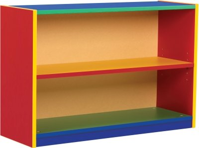 Bookcases with 1 Adjustable Shelf