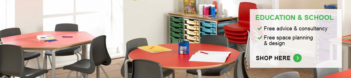 Our Educational & School Furniture