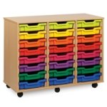 Classic Tray Storage Unit 24 Trays