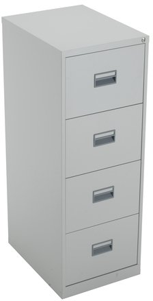 Talos 4 Drawer Steel Filing Cabinet. Please Note, Images Are For Reference  Only And May Not Exactly Reflect The Colour Or Finish Of Your Selected  Product.