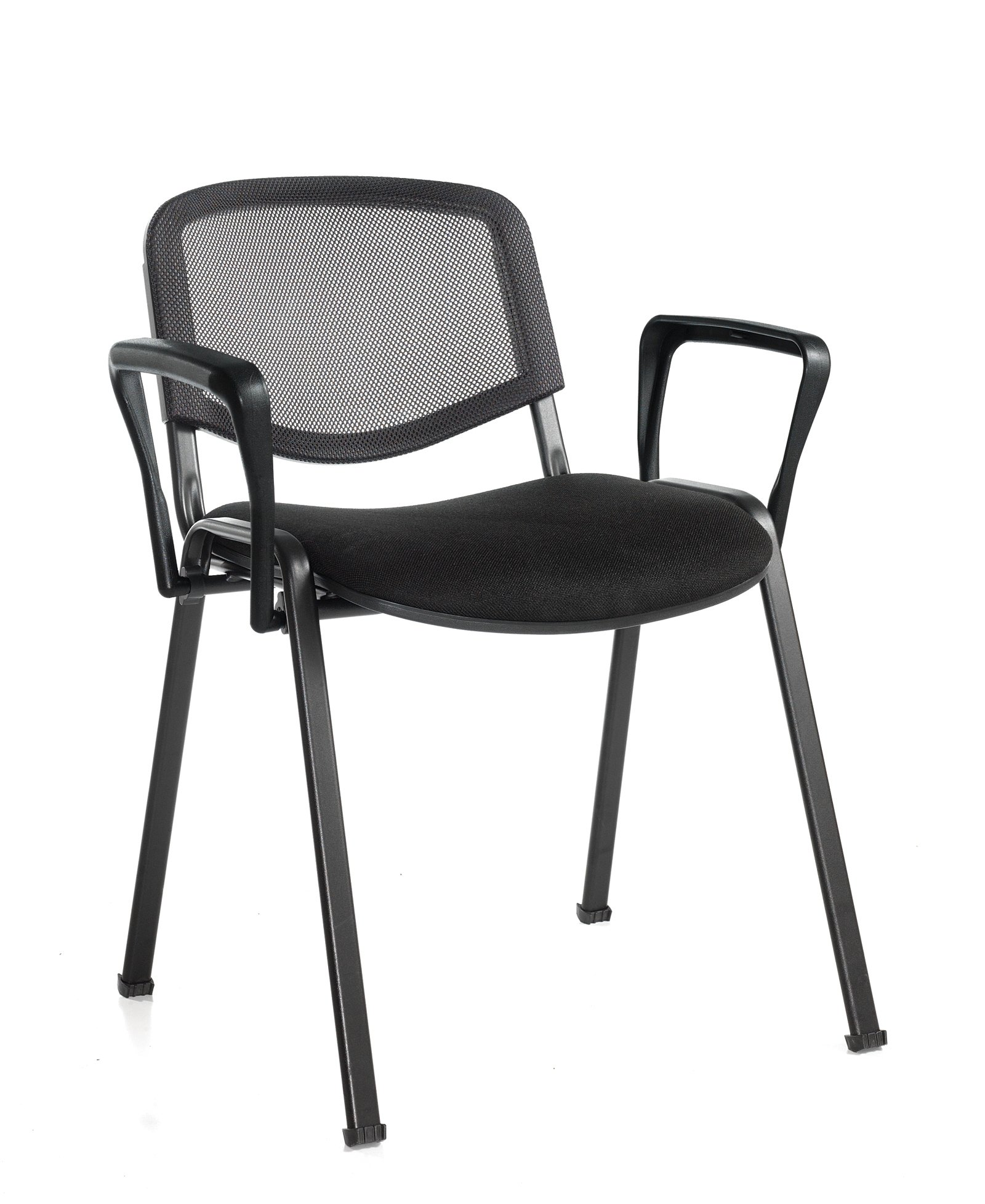 Taurus mesh stacking chair with arms price per box of