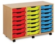 Classic Tray Storage Unit 21 Trays