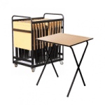 Gopak 20 Exam Desk Trolley