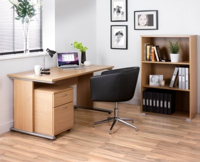Eco & Urban Desk High Pedestal 600mm deep
