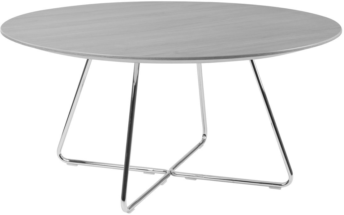Frvi wire circular coffee table with mfc finish 600mm keyboard keysfo Images
